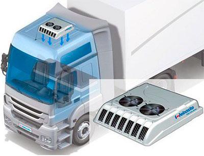Накрышные кондиционеры для грузовых автомобилей Москва